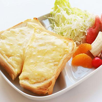 チーズトーストセット